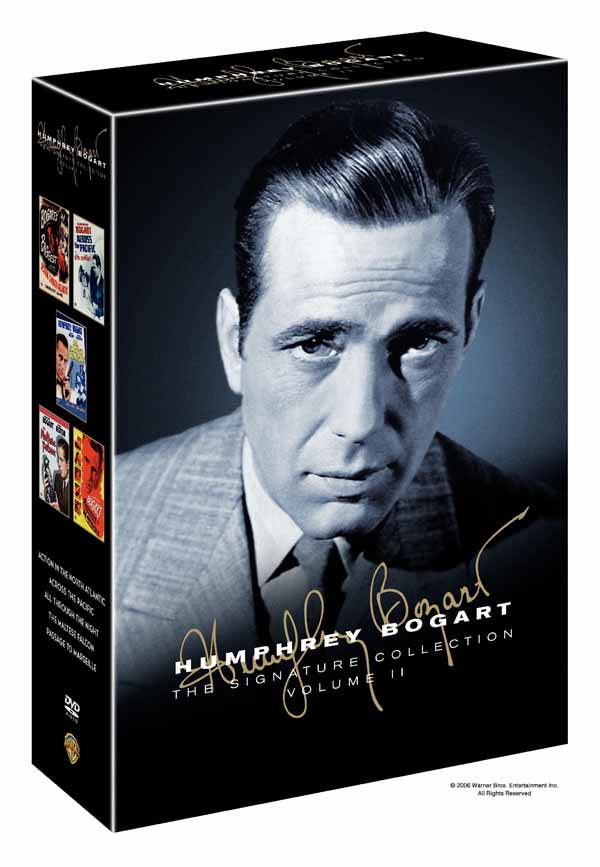 Humphrey Bogart The Signature Collection Volume II