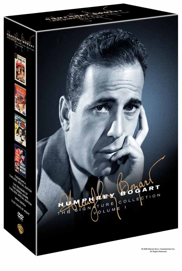 Humphrey Bogart The Signature Collection Volume I