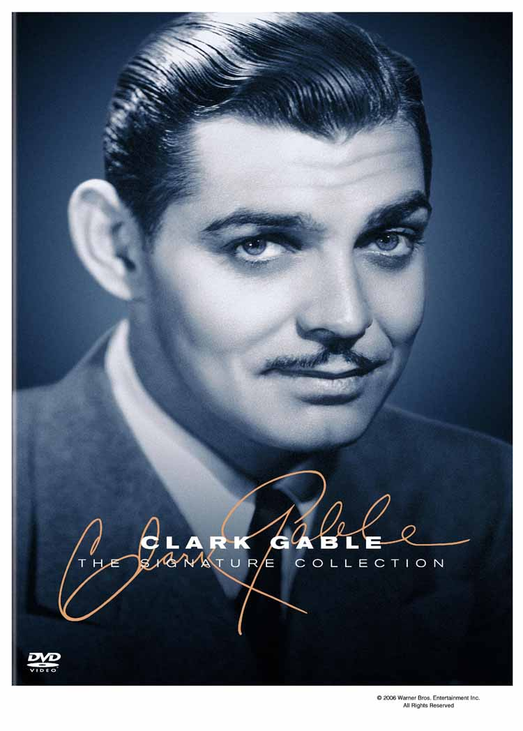 Clark Gable The Signature Collection