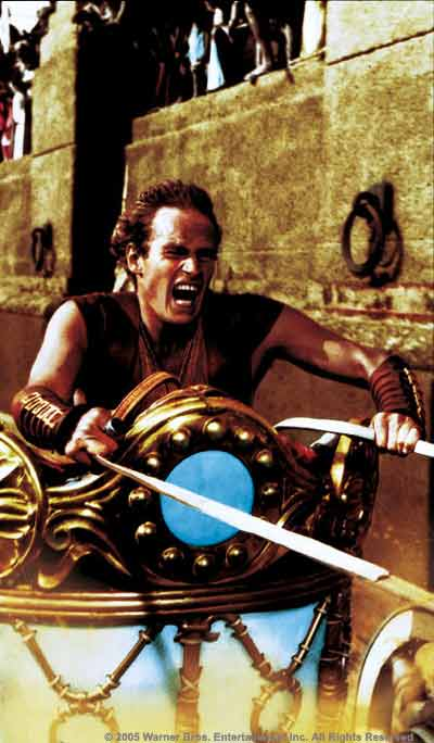 Ben-Hur on DVD