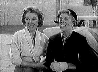 Gloria Blondell as Honeybee Gillis and her mother Melba Shaw played by Bea Benaderet