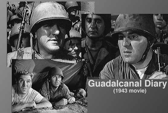 William Bendix in Guadalcanal Diary