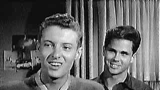 Eddie Haskell and Wally Cleaver