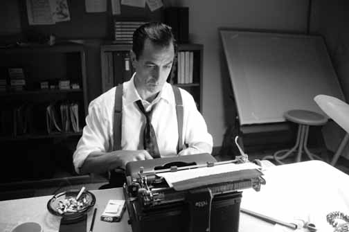 David Strathairn as Edward R. Murrow