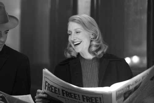 Patricia Clarkson as Shirley Wershba