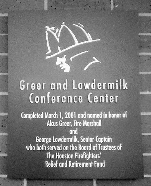 Greer and Lowdermilk Conference Center