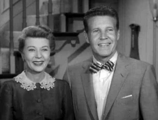 HARRIET AND OZZIE NELSON