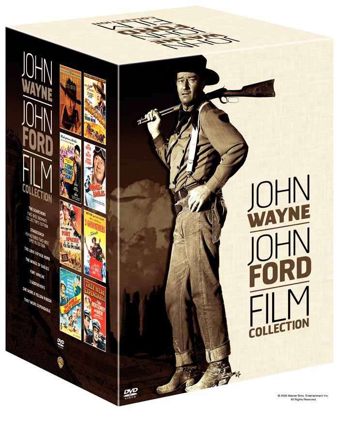 John Wayne - John Ford Film Collection