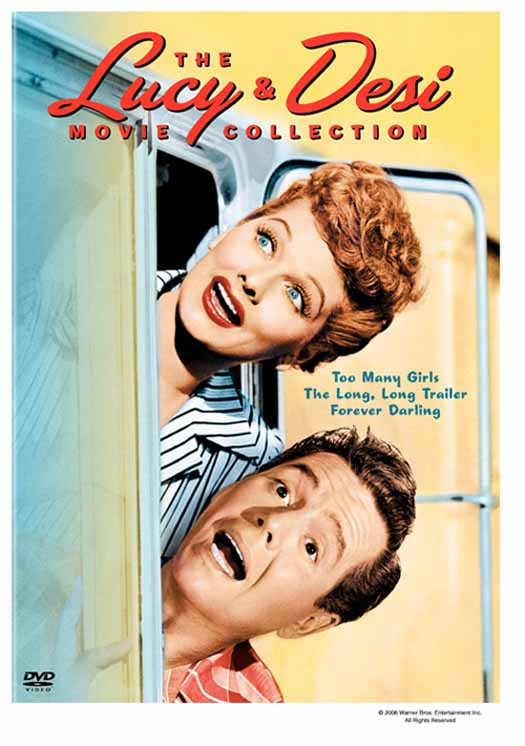 The Lucy and Desi Collection