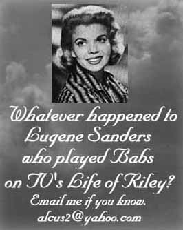 Lugene Sanders as Babs Riley