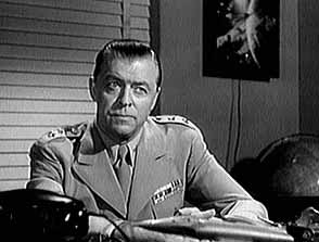 Lyle Talbot as the General