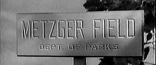Metzger's Field on Leave It To Beaver