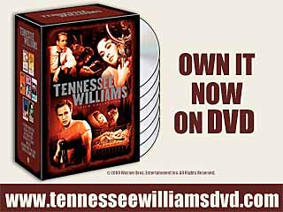 Tennessee Williams DVD