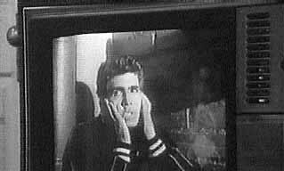 MICHAEL LANDON IN I WAS A TEENAGE WEREWOLF