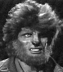 MICHAEL LANDON AS THE WEREWOLF